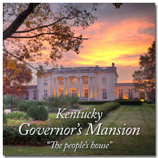 Governor's Mansion brochure cover
